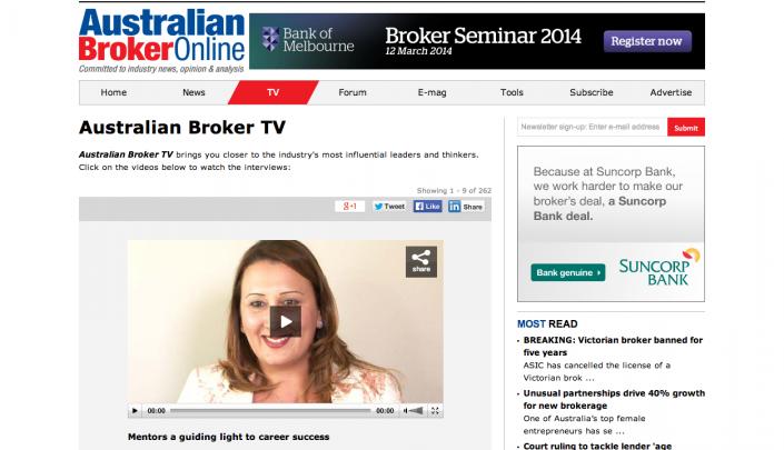 Australian broker magazine online